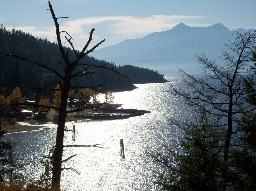 Lakeside Kootenay Lake