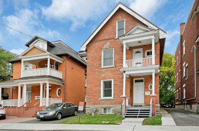 Centretown Triplex for sale:  6 bedroom  (Listed 2018-10-04)