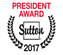 sutton award logo