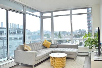 Mount Pleasant VE Condo for sale:  1 bedroom 650 sq.ft. (Listed 2018-07-05)