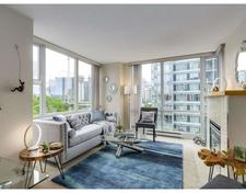 Yaletown Condo for sale:  1 bedroom 763 sq.ft. (Listed 2018-07-03)