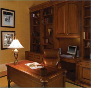 Sellers - Staging home office