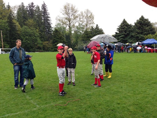 Communitty events - highlands little league 6