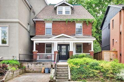 Old Ottawa South House for sale:  4 bedroom  Stainless Steel Appliances, Granite Countertop, Tile Backsplash, Hardwood Floors  (Listed 2021-06-25)