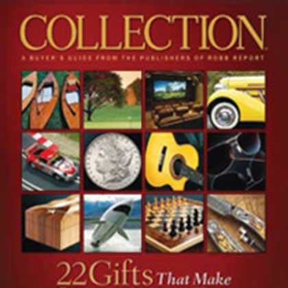 Kelly Raabe The Robb Report Collection