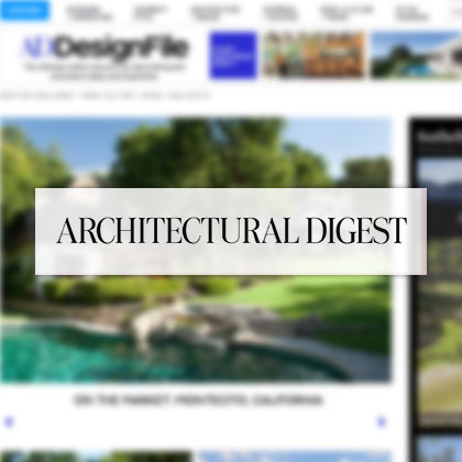 Kelly Raabe Architectural Digest Website
