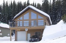 Apex Mountain Resort Single Family Home for sale:  2 + den 1,650 sq.ft. (Listed 2017-11-03)