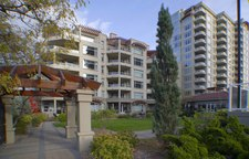 Penticton Condo for sale: Lakeshore Towers 2 bedroom 1,224 sq.ft. (Listed 2017-11-30)