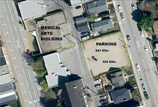 Downtown Commercial w/parking lot for sale: Medical Arts Building  5,855 sq.ft. (Listed 2021-01-11)
