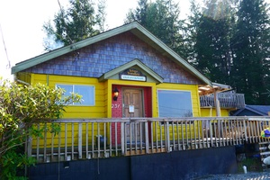 Tofino Business for sale: Tofino Travelers Guest House 5 bedroom  (Listed 2017-06-12)