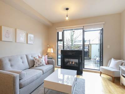 Victoria VE Townhouse for sale:  3 bedroom 1,170 sq.ft. (Listed 2018-04-25)