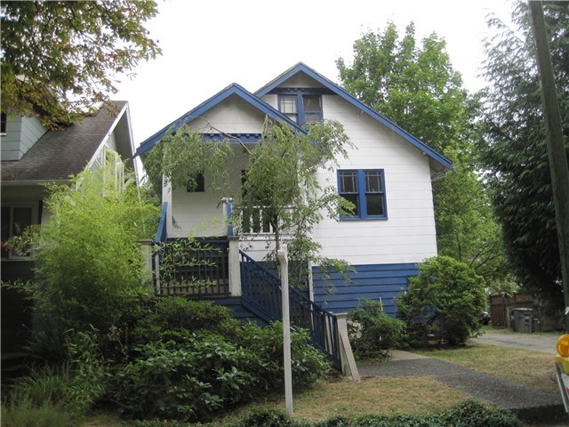 Just Sold 3358 west 12th Ave, Vancouver, Listed at $1,399,000