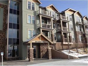 Sunset Ridge Condo for sale:  2 bedroom 1,033 sq.ft. (Listed 2017-04-13)