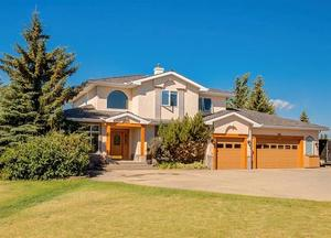 Springbank House for sale:  5 bedroom 3,046 sq.ft. (Listed 2018-08-10)