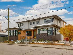 Hillhurst Duplex for sale:  3 bedroom 2,117 sq.ft. (Listed 2018-10-31)