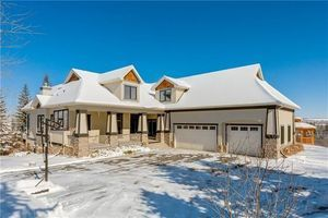 Elbow Valley House for sale:  4 bedroom 2,925 sq.ft. (Listed 2020-03-18)