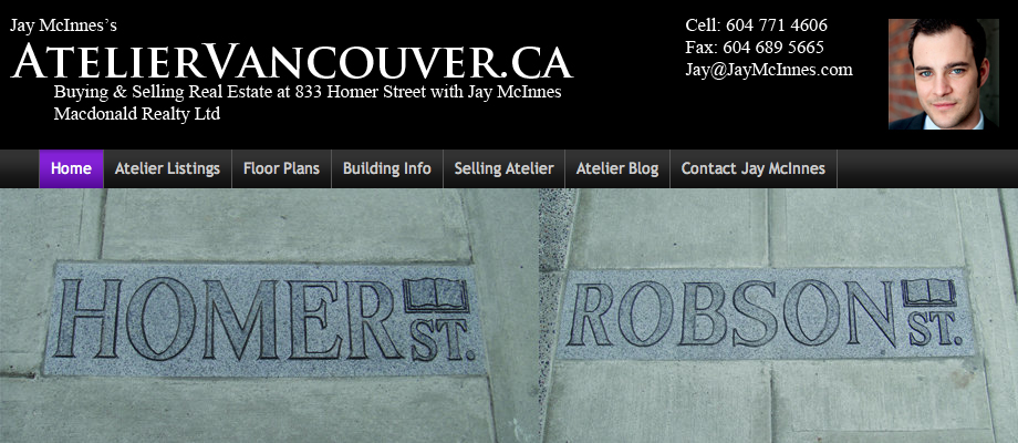 AtelierVancouver.ca BANNER