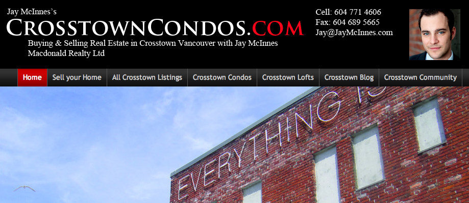 CrosstownCondos.com BANNER