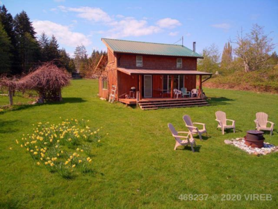 5 Acres with Sweet Cottage