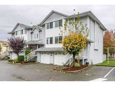 Central Abbotsford Townhouse for sale:  3 bedroom 1,600 sq.ft. (Listed 2019-10-21)