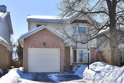 Barrhaven Townhouse for sale:  4 bedroom  (Listed 2021-03-05)