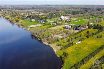 Manotick Waterfront Land for sale:  Studio  (Listed 2021-05-12)