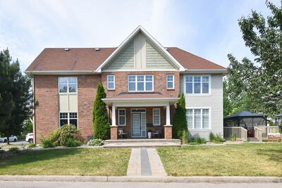 Findlay Creek Row / Townhouse for sale:  3 bedroom  (Listed 2021-06-11)