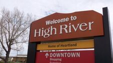 Downtown High River Land for sale:    (Listed 2020-05-28)