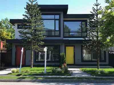 Central Lonsdale Duplex for sale:  5 bedroom 2,697 sq.ft. (Listed 2019-11-08)