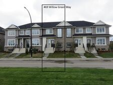 The Willows Row/Townhouse for sale:  2 bedroom 1,458 sq.ft. (Listed 2020-08-25)