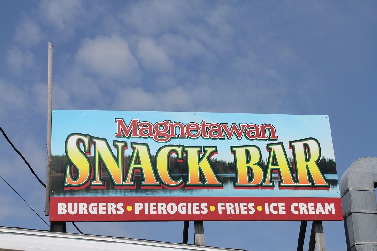 Magnetawan Snack Bar