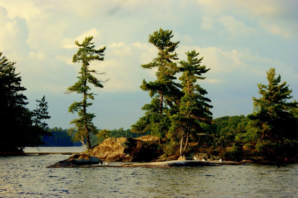 Lake Rosseau cottage