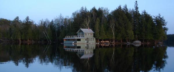 Ahmic Lake Water Access