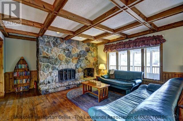 1021 HALLETT RD in MACTIER - cottages for sale