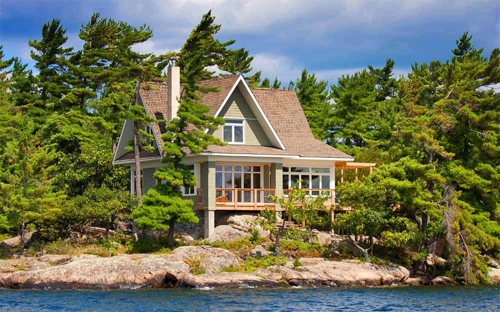 Cottages for Sale in Muskoka & Parry Sound | The Finchams
