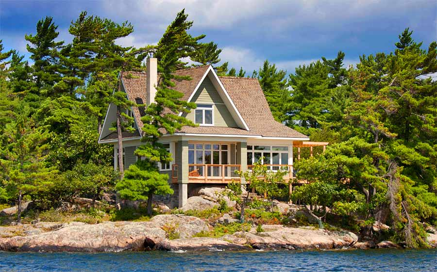 Waterfront Property For Sale Near Parry Sound