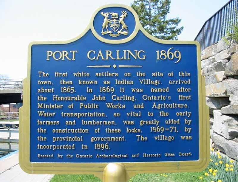Port Carling, Muskoka