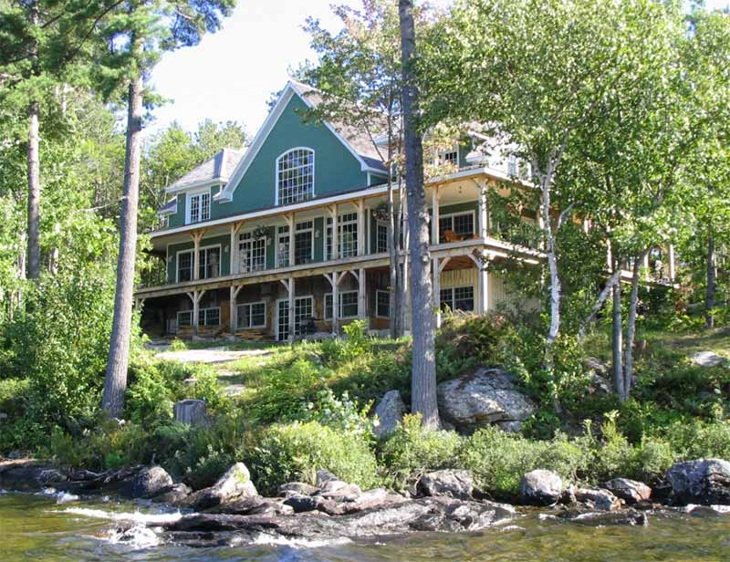 Georgian Bay cottage near Parry Sound