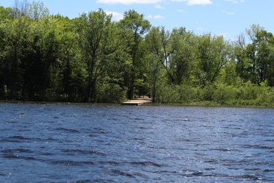 Magnetawan Waterfront Lot for sale: 382' on Neighick Lake