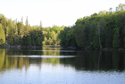 Parry Sound Waterfront Lot for sale: