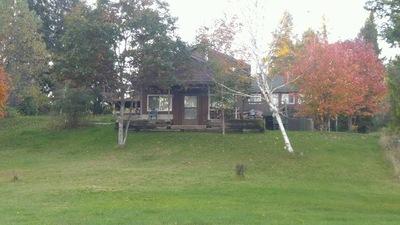 Magnetawan waterfront home for sale; 1 Couland Road, Crawford Lake