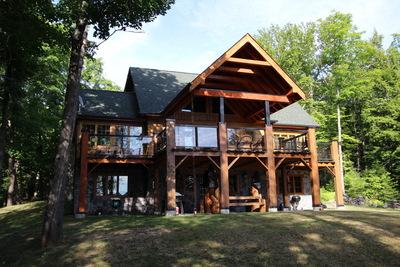 Lake Cecebe 4 Season Cottage or Home for sale - 82 Wurm Road Mgnetawan