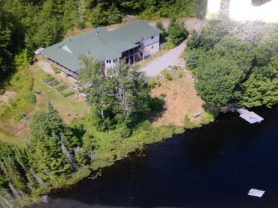 WATTENWYLE LAKE 4 Season Cottage or Home for Rent: 4 bedrooms, large living areas