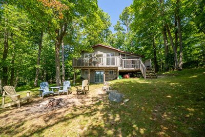 261 West Whalley Lake Road - 4 season cottage