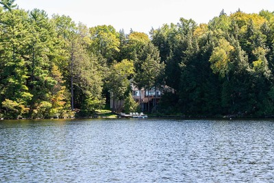 Blackstone Lake Water Access Cottage for sale: 4 bedroom 1,425 sq.ft.