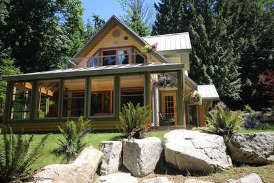 Gambier Island House for sale:  2 bedroom 2,000 sq.ft. (Listed 2017-07-01)