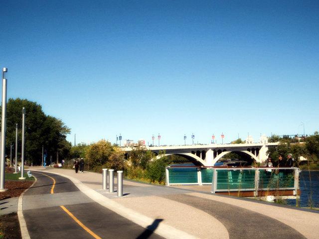 RiverWalk Calgary