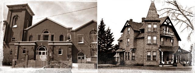 Calgary Haunted Houses