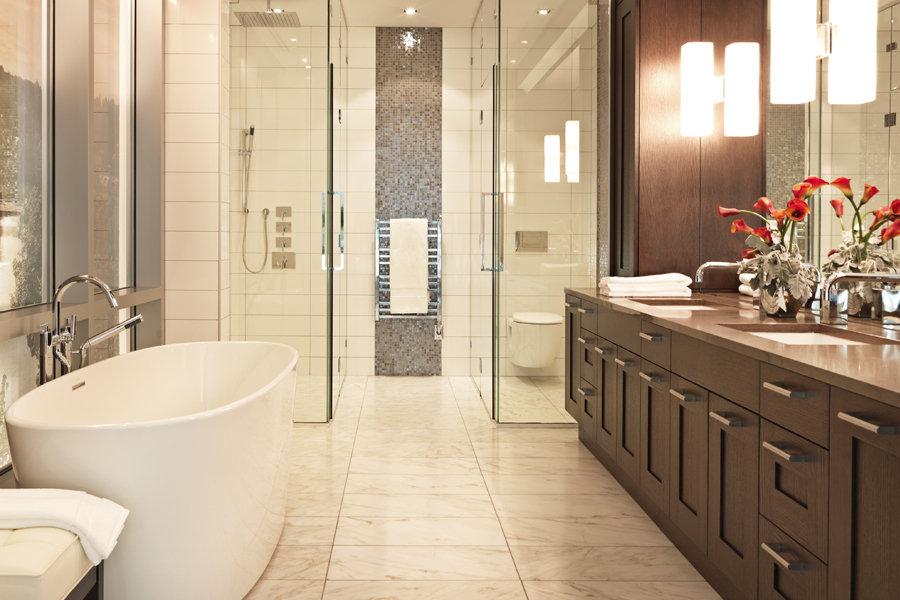 The River - Bathroom
