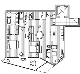 Private Residences - Plan C